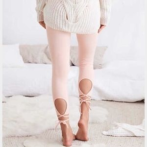 Aerie Tie Cropped Leggings - Size S